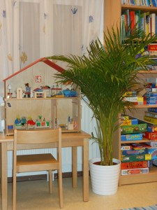 Counselling room for children an youth